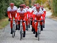 De Cofidis, Le Crédit en Ligne wielerploeg, bestaande uit voornamelijk Franse wielrenners