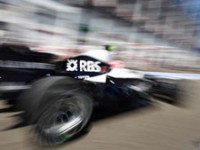 Royal Bank of Scotland, sponsor Williams F1-team