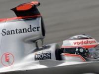 Santander is sponsor van het McLaren-Mercedes Formula 1 team